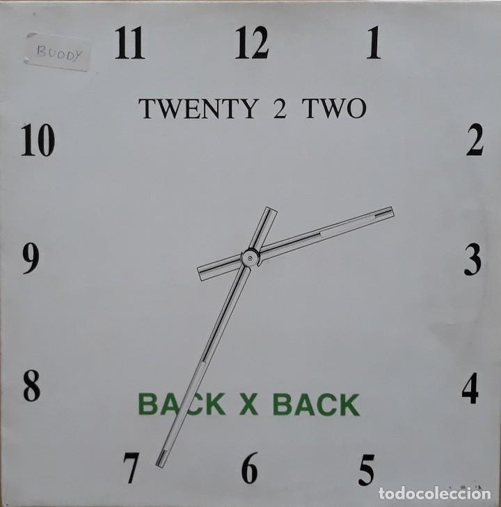 TWENTY TO TWO - BACK FOR GOOD (Música - Discos de Vinilo - Maxi Singles - Disco y Dance)