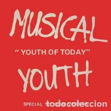 Discos de vinilo: MUSICAL YOUTH - YOUTH OF TODAY - 12 SINGLE - AÑO 1982. Lote 199178352
