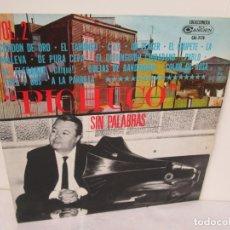 Discos de vinilo: PICHUCO. SIN PALABRAS. VOL II. ANIBAL TROILO.LP VINILO. RCA CAMDEN. VER FOTOGRAFIAS ADJUNTAS. Lote 199190720