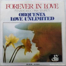 Discos de vinilo: ORQUESTA LOVE UNLIMITED* - FOREVER IN LOVE (20TH CENTURY RECORDS) (D:NM). Lote 199192621