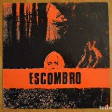 Discos de vinilo: ESCOMBRO – HIJO DEL DESECHO 1993 LP VINYL POTENCIAL HARDCORE – PHC-19 SPAIN. Lote 199194191