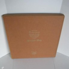 Discos de vinilo: LP CANCIONERO DE ROMANCES CASTELLANOS. JOAQUÍN DÍAZ. 52 ROMANCES EN 5 DISCOS. CON ESTUCHE. . Lote 199195757