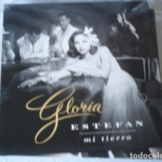 Discos de vinilo: GLORIA ESTEFAN MI TIERRA. Lote 199197611