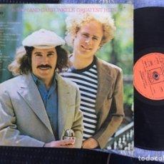 Discos de vinilo: SIMÓN Y GARFUNKEL'S GRANDES ÉXITOS. Lote 199201413