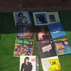 Discos de vinilo: LOTE 12 LPS MUSICA POP. Lote 199203262
