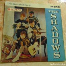Discos de vinilo: THE SHADOWS– THE SHADOWS NO. 2 - EP UK 1961. Lote 199208471