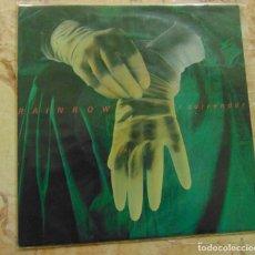 Discos de vinilo: RAINBOW– I SURRENDER - SINGLE FRANCES 1981. Lote 199209133