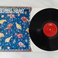 Discos de vinilo: ART GARFUNKEL AMY GRANT THE ANIMALS CHRISTMAS LP. Lote 199216767