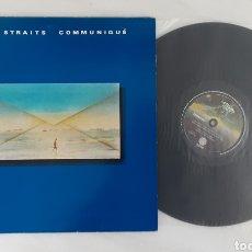 Discos de vinilo: DIRE STRAITS COMUNIQUE LP AÑOS 70 VERSION ESPAÑOLA. Lote 199217873