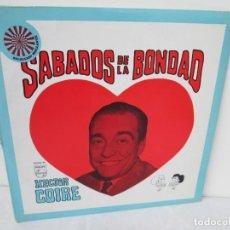 Discos de vinilo: SABADOS DE LA BONDAD. HECTOR COIRE. LP VINILO. PHILIPS PHONOGRAM. VER FOTOGRAFIAS ADJUNTAS. Lote 199223243
