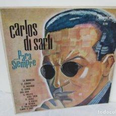 Discos de vinilo: CARLOS DI SARLI ...PARA SIEMPRE. LP VINILO. MUSIC HALL. VER FOTOGRAFIAS ADJUNTAS. Lote 199223821