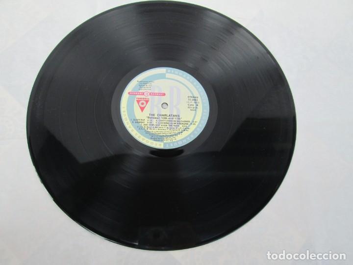 Discos de vinilo: THE CHARLATANS. BETWEEN 10TH AND 11TH. LP VINILO. BEGGARS BANQUET 1992. - Foto 5 - 199225031
