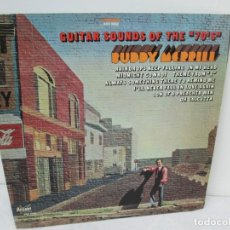 Discos de vinilo: GUITAR SOUNDS OF THE 70´S. BUDDY MERRILL. ACCENT RECORDS. LP VINILO. VER FOTOGRAFIAS ADJUNTAS. Lote 199225763