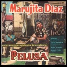 Discos de vinilo: XX VINILO, MARUJITA DIAZ, MACARENAS, MELODIA DE ARRABAL, SOLDADITO ESPAÑOL Y LA PEQUEÑA TONKINESA.. Lote 199232211
