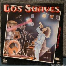 Discos de vinilo: VINILO LOS SUAVES ESE DIAS PIENSA EN MÍ 1988 EDIGAL. Lote 199247741