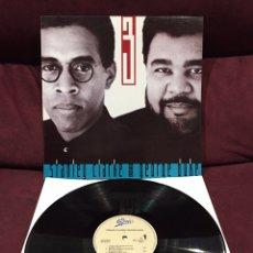 Discos de vinilo: STANLEY CLARKE, GEORGE DUKE - 3 LP. Lote 199253075