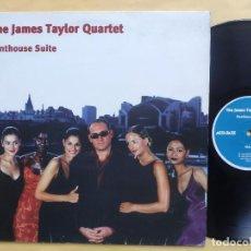 Discos de vinilo: THE JAMES TAYLOR QUARTET - LP UK PS * MING * PENTHOUSE SUITE * ACID JAZZ LABEL. Lote 199253370