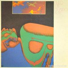 Discos de vinilo: LP NUDO -LUIS EDUARDO AUTE - ORIGINAL ANALÓGICO SPAIN 1985. Lote 199256578