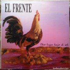 Discos de vinilo: EL FRENTE - OTRO LUGAR BAJO EL SOL - LP - 1991 ES 3 RECORDS - EDICIÓN ESPAÑOLA. Lote 199258208
