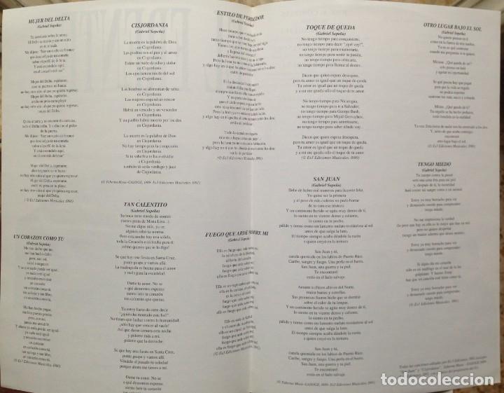 Discos de vinilo: El Frente - Otro lugar bajo el sol - LP - 1991 Es 3 Records - Edición Española - Foto 4 - 199258208
