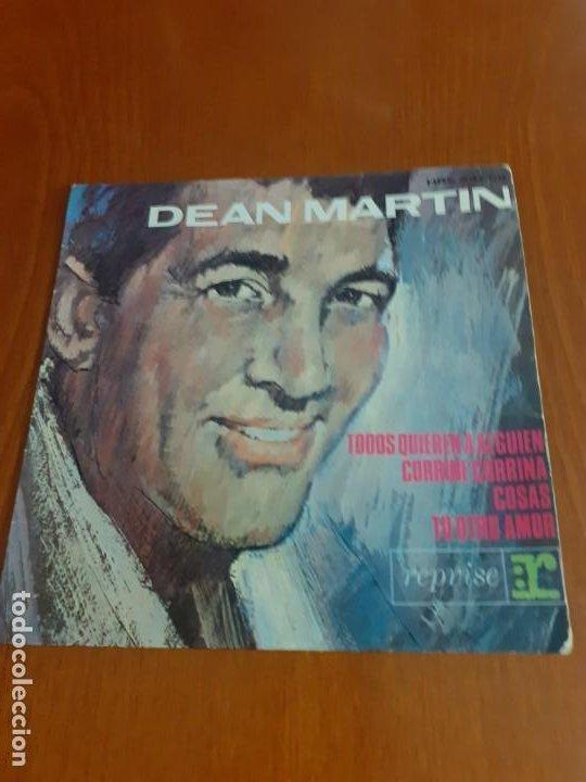 SINGLE DEAN MARTIN TODOS QUIEREN A ALGUIEN (Música - Discos - Singles Vinilo - Pop - Rock Extranjero de los 50 y 60)