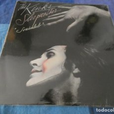 Discos de vinilo: LP ESPAÑOL THE KINKS SLEEPWALKER 1977 BUEN ESTADO SONAMBULO. Lote 199272915