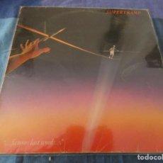 Discos de vinilo: LP ESPAÑOL SUPERTRAMP FAMOUS LAST WORDS ESPAÑOL DECENTE CON ALGUNA SEÑAL DE USO MENOR. Lote 199276906