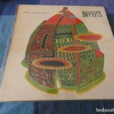 Discos de vinilo: RARUNO LP PUNK PUBLIC IMAGE LTD HAPPY? SEX PISTOLS ESPAÑA 1987 MUY BUEN ESTADO. Lote 199277462