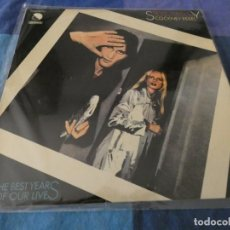 Discos de vinilo: LP ESPAÑOL STEVE HARLEY AND COCKNEY REBEL THE BEST YEARS OF OUR LIVES 1975 GATEFOLD BUEN ESTADO. Lote 199277822