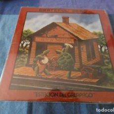 Discos de vinilo: LP GRATEFUL DEAD TERRAPIN STATION ESPAÑA 78 BUEN ESTADO NO MUY COMUN. Lote 199278048