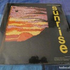 Discos de vinilo: RARO LP PSYCH FOLK SPAIN ONLY? JOHN CAMPBELL SUNRISE BASF 1970S BUEN ESTADO. Lote 199278342