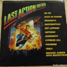 Disques de vinyle: AC/DC / BIG GUN - SINGLE PROMO 1993. Lote 199307027