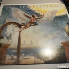 Discos de vinilo: LP TEMPTATIONS. WINGS OF LOVE. MOTOWN 1976 SPAIN (PROBADO Y BIEN). Lote 199308457