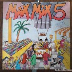 Discos de vinilo: MAX MIX 5. 2ª PARTE. VINILO LP. Lote 199316667