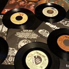 Discos de vinilo: LOTE 5 SINGLES BEE GEES . Lote 199332786