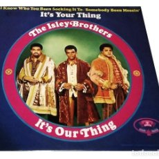 Discos de vinilo: V778 - THE ISLEY BROTHERS. IT'S OUR THING. LP VINILO. Lote 199333381