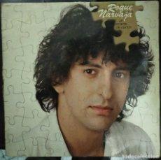 Discos de vinilo: ROQUE NARVAJA. UN AMANTE DE CARTON. VINILO LP. Lote 199336383