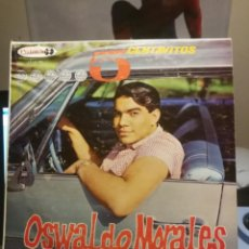 Discos de vinilo: RARO UNICO EN TC PRIMER DISCO DEL CANTANTE VENEZOLANO OSWALDO MORALES 5 CENTAVITOS 1967. Lote 199340688