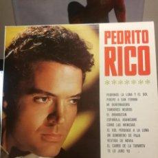 Discos de vinilo: PEDRITO RICO LP VESTIDA DE NOVIA EL ORANGUTAN, SELLO BELTER EDITADO EN VENEZUELA. Lote 199340715