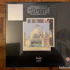 Discos de vinilo: LED ZEPPELIN – THE SOUNDTRACK FROM THE FILM THE SONG REMAINS THE SAME (2 CD + 3 DVD + 4 LP-VINILO). Lote 198140322