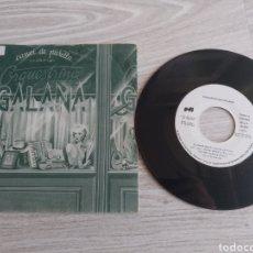 Discos de vinilo: ORQUESTRINA GALANA SINGLE EL PASTISSER / EL MEU AMOR SECRET 1984 JAUME ARNELLA. Lote 199371692