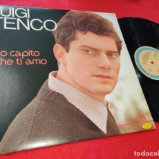 Discos de vinilo: LUIGI TENCO HO CAPITO CHE TI AMO VOL.1 LP 1982 JOKER EDICION ITALIANA ITALY EXCELENTE ESTADO. Lote 199383426