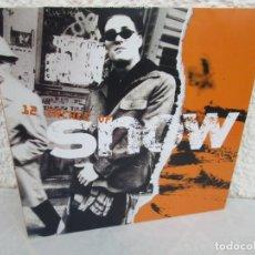 Discos de vinilo: 12 INCHES OF SNOW. LP VINILO. ATLANTIC RECORDS 1993. VER FOTOGRAFIAS ADJUNTAS. Lote 199386286