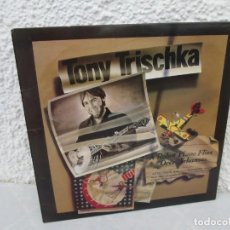 Discos de vinilo: TONY TRISCHKA. A ROBOT PLANE FLIES OVER ARKANSAS. LP VINILO. ROUNDER RECORDS 1983. Lote 199387757