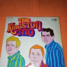 Discos de vinilo: THE KINGSTON TRIO. CORAL RECORDS 1969. . Lote 199391857