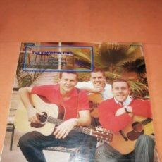 Discos de vinilo: THE KINGSTON TRIO. THE BEST OF THE KINGSTON TRIO . CORAL RECORDS 1970.. Lote 199397322