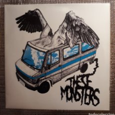 Discos de vinilo: THESE MONSTERS : HEROIC DOSE. Lote 199400801