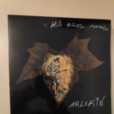 Discos de vinilo: NT ARLEKIN - MIL AÑOS MAS - SPANISH BIZARRO. Lote 199412733