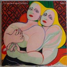 Discos de vinilo: MINA, TI CONOSCO MASCHERINA. LP DOBLE ITALIA PDU CON FUNDAS INTERIORES CON IMAGENES. Lote 199415047