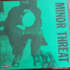 Discos de vinilo: MINOR THREAT - MINOR THREAT. Lote 199416615